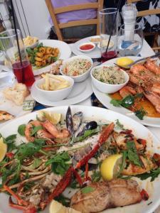 kalkbay seafood