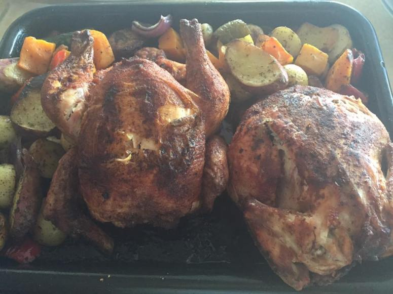 carol chicken