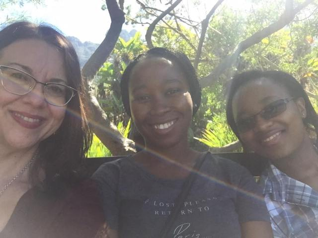 team day kirstenbosch