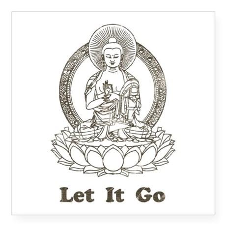 let it go vintage_buddha_let_it_go_sticker