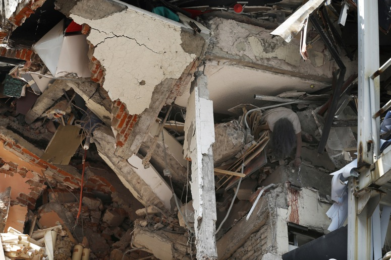 mex earthquake