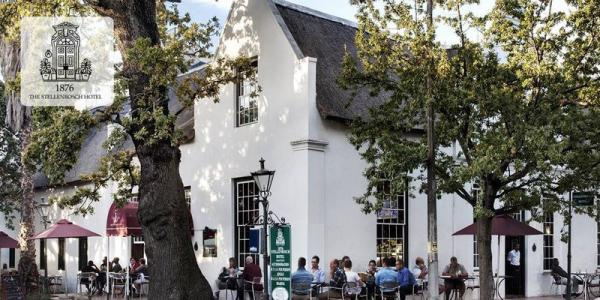 The Stellenbosch Hotel - Cape Town Hotel - South Africa (Overview)